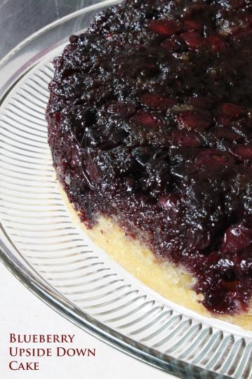 blueberryupsidedowncake